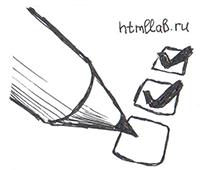 Создание списочной группы в Bootstrap
