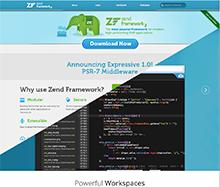 Установка Zend Framework на c9