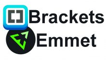 Brackets Emmet